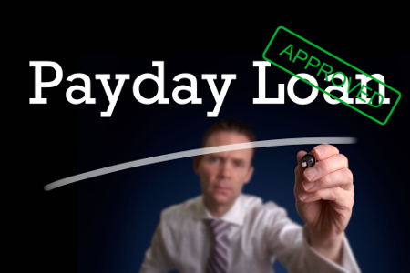 Payday Loan Mobile Ads