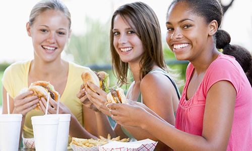 Mobile Ads for Quick Serve Restaurants